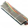 32x8 Red Dot Matrix Module (MAX7219)