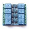 8 Channel Relay (10A) with Optocoupler Module
