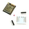 ESP8266 ESP-07 WiFi Module + Adapter Plate