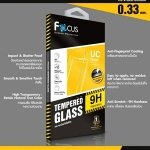 - ฟิล์มกระจกนิรภัย Focus For Vivo X5 แบบใส