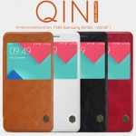 NILLKIN Qin Leather View Flip Wallet Case Cover For Samsung Galaxy A7 (2016)