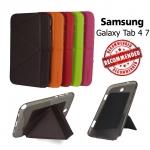 - เคส Samsung Galaxy Tab4 7 นิ้ว T230 รุ่น Onjess TransFomer
