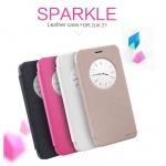 เคส Lenovo ZUK Z1 Sparkle Leather Case NILLKIN แท้ !!