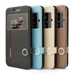 เคส Samsung Galaxy J7 Prime รุ่น Business Case โชว์เบอร์ หนังเกรด A