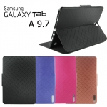 """เคส Samsung Tab A 9.7 """" รุ่น Luxurly Case By Happy"""
