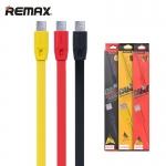 สาย Remax Micro USB High Quality Charger & Data Cable Full Speed !!ยาว 2 เมตร