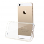GOOSPERY® Clear Jelly Rubber TPU Bumper Case Cover for iPhone 5/5S/SE