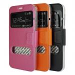 เคส Dtac Phone Eagle X 4G 5 นิ้ว รุ่น 2 ช่อง รูดรับสาย