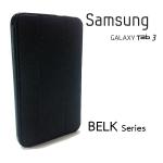 เคส Samsung Galaxy Tab3 8 นิ้ว รุ่น 3 Fold Slim Case BELK Series สีดำ