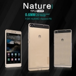 Nillkin Nature Slim Clear TPU Case Cover for Huawei P8
