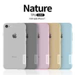 Nillkin Nature Slim Clear TPU Case Cover for Apple iPhone 7 4.7""