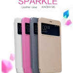 เคส Xiaomi Mi5 Leather Case Sparkle NILLKIN แท้!!