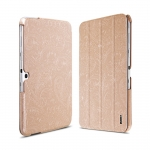 USAMS forever young series champagne case for samsung galaxy tab3 10.1 สีทอง
