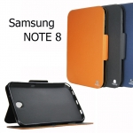 เคส Samsung Galaxy NOTE 8 รุ่น Leather Case Cover งานสวยมากๆๆ