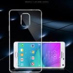 TPU ครอบหลัง Samsung Galaxy Note 4 รุ่น HOCO