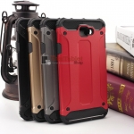 Rugged Hybrid Dual Layer Armor Case Cover For Samsung Galaxy J7 Prime