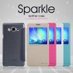 เคส Samsung Galaxy A7 Sparkle Leather Case NILLKIN แท้ !!