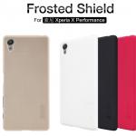 เคส Sony Xperia X รุ่น Frosted Shield NILLKIN แท้ !!!