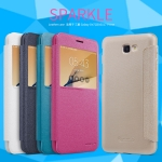 NILLKIN เคส Samsung Galaxy J7 Prime Sparkle Leather Case NILLKIN แท้ !!
