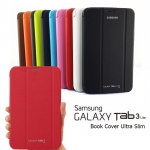 "- Book ULTRA SLIM Case For SAMSUNG Galaxy Tab 3 7"" Lite ,TAB V T110 T111 T116"