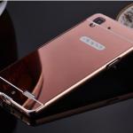 Aluminum Bumper Frame For Oppo R7 รุ่น High Luxury