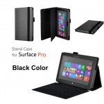 "Folio Leather Cover Case For Microsoft Surface PRO / PRO2 10.6"" Windows 8 Tablet"