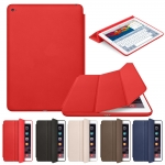 Luxury Slim Stand Leather Cover Smart Case For Apple iPad 2017 9.7""