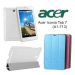 เคส Acer iconia TAB7 A1 713 ขนาด 7 นิ้ว รุ่น Luxury Case Cover