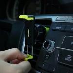 Awei ที่จับ มือถือ GPS บนรถ ใช้เสียบกับช่องแอร์