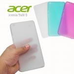 TPU ครอบหลัง Acer iconia Talk S