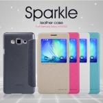 เคส Samsung Galaxy A8 Sparkle Leather Case NILLKIN แท้ !!
