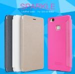 เคสมือถือ Huawei P9 lite Leather case NILLKIN แท้ !!