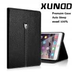 Luxury XUNDO Real Leather Case For iPad 2 3 4