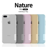 Nillkin Nature Slim Clear TPU Case Cover for Apple iPhone 7 Plus 5.5""