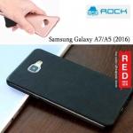 เคสหนังครอบหลัง Samsung Galaxy A7(2016) รุ่น Rock Series