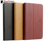 "KaKu: Case For Samsung Galaxy Tab 3 Lite 7""/ Tab V รุ่น Wooden case Series"
