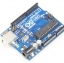 Arduino UNO R3 (รุ่นใหม่ PCB Gold Plating) แถมสาย USB thumbnail 2