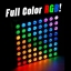 LED Dot Matrix 8x8 Full Color RGB ขนาด 60mm x 60mm thumbnail 1