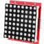 LED Matrix Driver for LED Dot Matrix 8x8 ขนาด 60mm x 60mm thumbnail 2