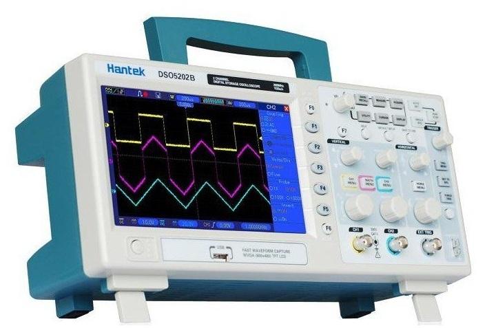 Oscilloscope Hantek DSO5202B (200MHz)
