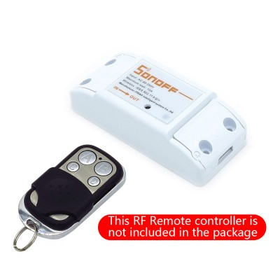 Sonoff RF- WiFi Wireless Smart Switch With RF Receiver For Smart Home