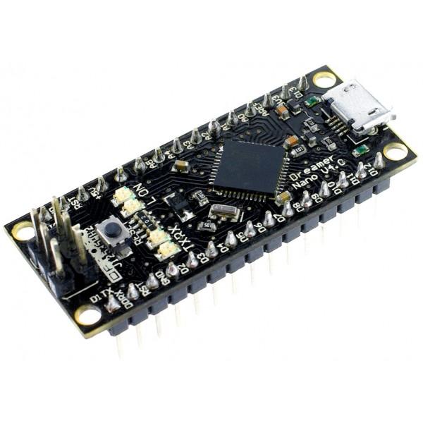 Dreamer Nano V4.0 (Arduino Leonardo Compatible) แถมสาย Micro USB