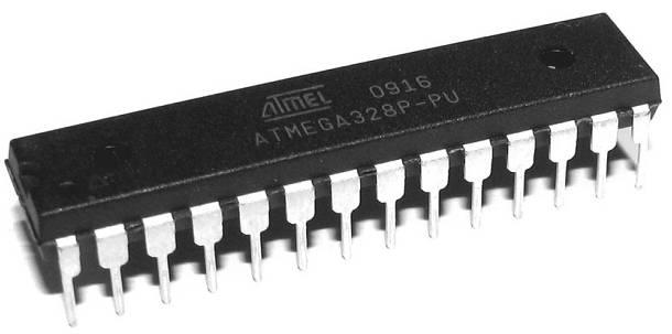 ATMEGA328P-PU (DIP-28)