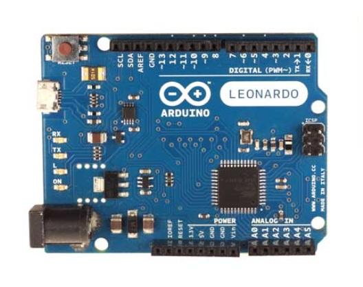 Arduino Leonardo แถมสาย Micro USB
