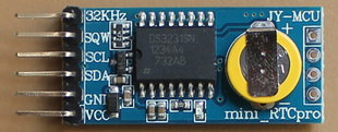 High Accuracy Real Time Clock Module (DS3231)