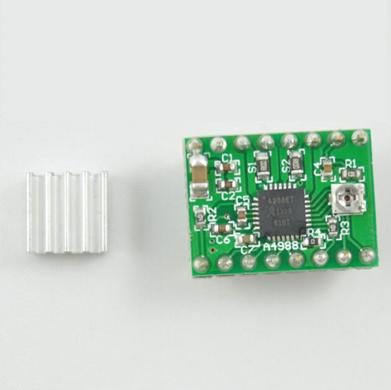 A4988 Stepper Motor Driver Module (for 3D Printer) + Heatsink