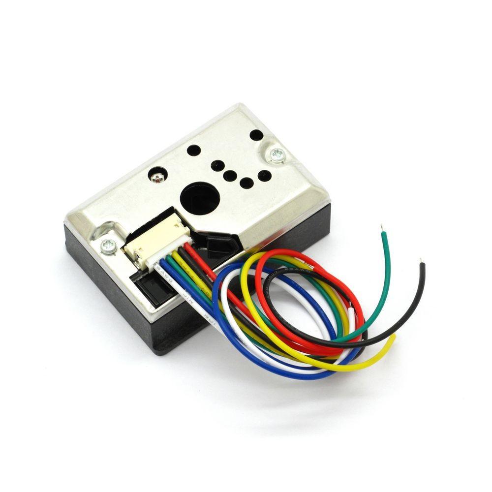 Optical Dust Sensor (Sharp GP2Y1010AU0F)