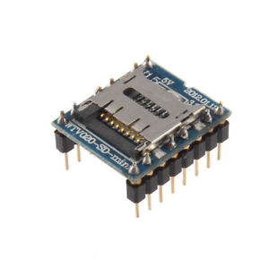 WTV020-SD-16P Voice Module